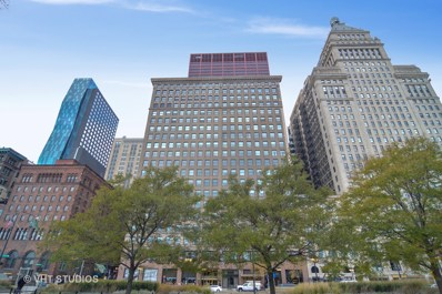 330 S Michigan Avenue UNIT 1905, Chicago, IL 60604 - #: 10454338