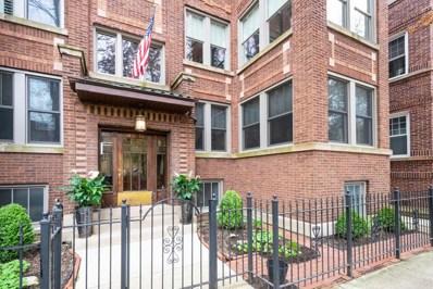 1433 W Rosemont Avenue UNIT 1W, Chicago, IL 60660 - #: 10454571