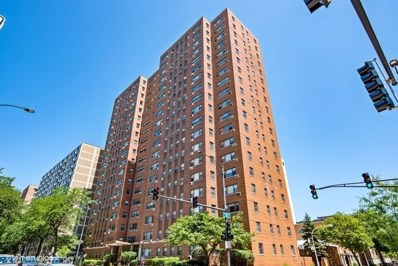 2909 N Sheridan Road UNIT 1608, Chicago, IL 60657 - #: 10454591