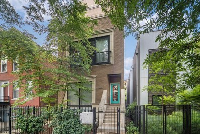1406 W Ohio Street UNIT 1, Chicago, IL 60642 - #: 10454653
