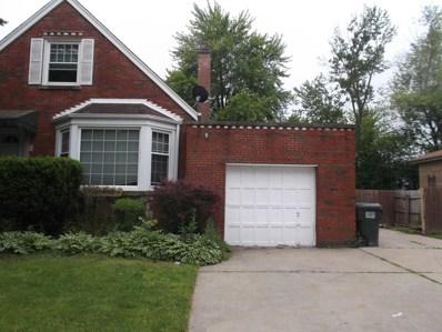 1923 186th Place, Homewood, IL 60430 - MLS#: 10454917