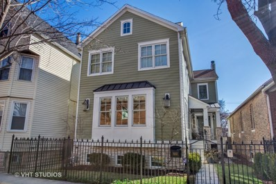 3133 N Hoyne Avenue, Chicago, IL 60618 - #: 10455196