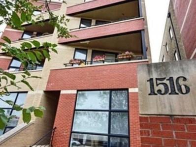 1516 W Grand Avenue UNIT 4W, Chicago, IL 60642 - #: 10455204