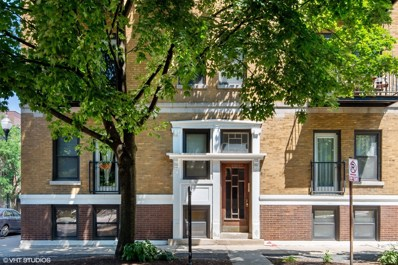 1958 W Byron Street UNIT 5, Chicago, IL 60613 - #: 10455279