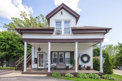 528 E Calhoun Street, Woodstock, IL 60098 - #: 10455593
