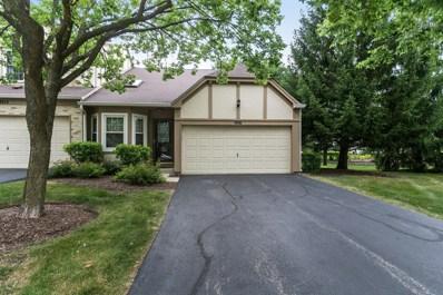 1456 W Sapphire Drive, Hoffman Estates, IL 60192 - #: 10455708