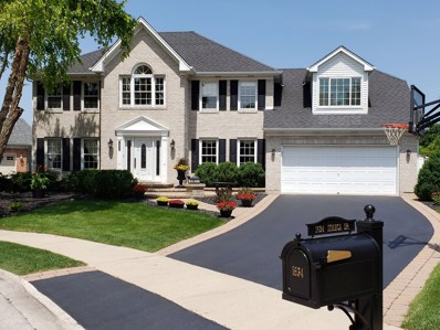 1634 Ithaca Drive, Naperville, IL 60565 - #: 10455751