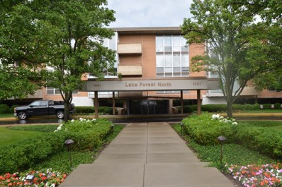 1301 N Western Avenue UNIT 203, Lake Forest, IL 60045 - #: 10455857
