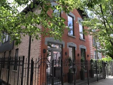 1457 W Walton Street, Chicago, IL 60642 - #: 10455924
