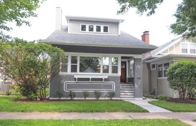 714 N Lombard Avenue, Oak Park, IL 60302 - #: 10455956