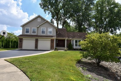 1681 Ainsley Lane, Lombard, IL 60148 - #: 10456162
