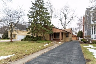 326 N County Line Road, Hinsdale, IL 60521 - #: 10456291