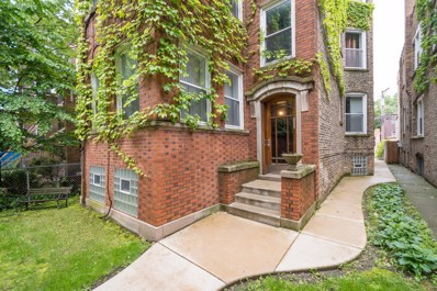 1433 W Gregory Street UNIT G, Chicago, IL 60640 - #: 10456562