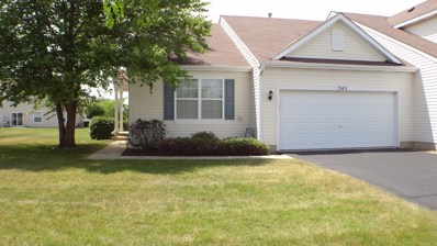 345 Cobblestone Circle, Harvard, IL 60033 - #: 10456576