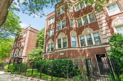 6139 N Hoyne Avenue UNIT 1, Chicago, IL 60659 - #: 10456595