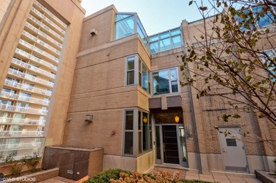 33 W Ontario Street UNIT TWNH1, Chicago, IL 60654 - MLS#: 10456725