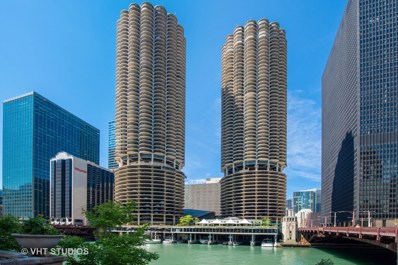300 N State Street UNIT 3431, Chicago, IL 60654 - MLS#: 10456768