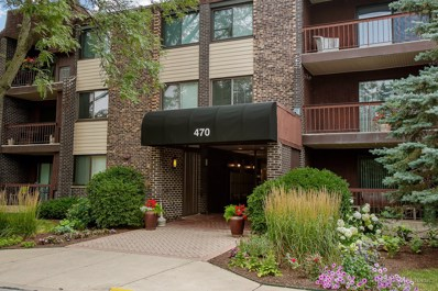 470 Raintree Court UNIT 1N, Glen Ellyn, IL 60137 - #: 10456932