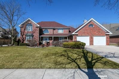 13258 W Creekside Drive, Homer Glen, IL 60491 - #: 10457143