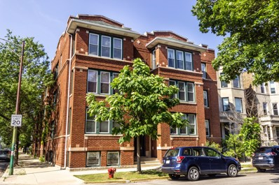 3334 W Belden Avenue UNIT 3, Chicago, IL 60647 - #: 10457426