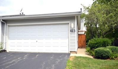423 Hazelwood Terrace, Buffalo Grove, IL 60089 - #: 10457510