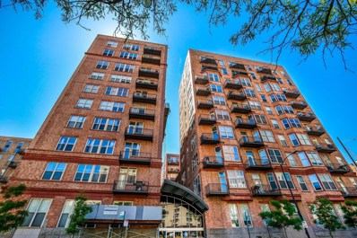 500 S Clinton Street UNIT 343, Chicago, IL 60607 - #: 10457577