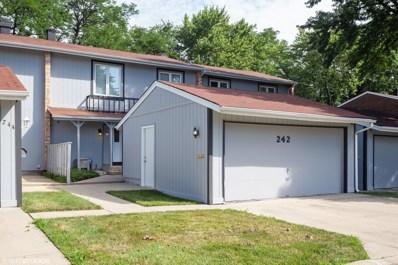 242 Millcreek Lane UNIT 242, Bloomingdale, IL 60108 - #: 10457608
