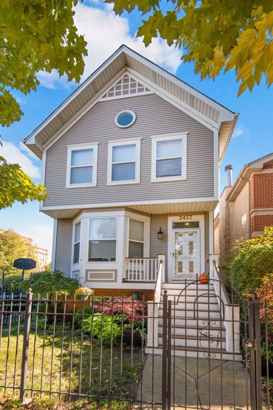 3457 N Hamilton Avenue, Chicago, IL 60618 - #: 10457611