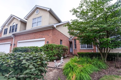 889 Chancel Circle, Glen Ellyn, IL 60137 - #: 10458415