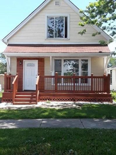 3307 Wallace Avenue, Steger, IL 60475 - #: 10458429