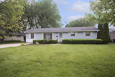 511 Indianwood Drive, Carol Stream, IL 60188 - #: 10458574