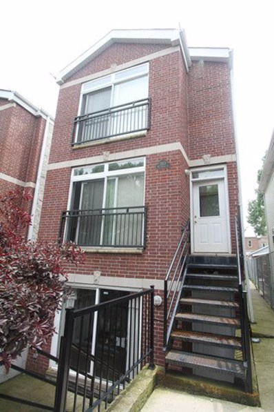 2423 W Harrison Street UNIT 3, Chicago, IL 60612 - #: 10458682