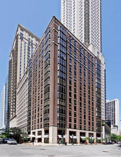 40 E Delaware Place UNIT 1602, Chicago, IL 60611 - #: 10458927