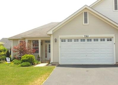 750 Bellevue Circle, Oswego, IL 60543 - #: 10459045