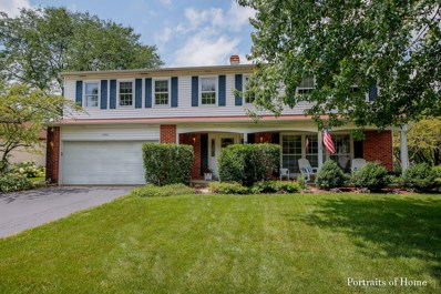 1950 Buckingham Drive, Wheaton, IL 60189 - #: 10459273