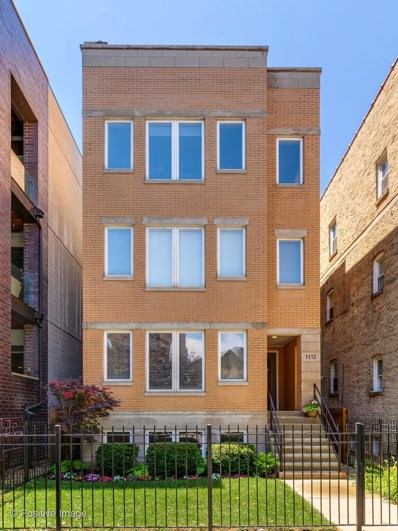 1112 N Paulina Street UNIT 1, Chicago, IL 60622 - #: 10459931