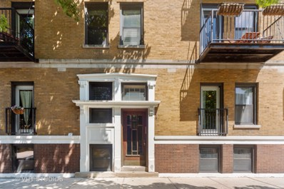 1958 W Byron Street UNIT 2, Chicago, IL 60613 - #: 10459967