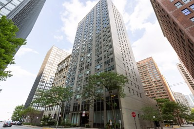 253 E Delaware Place UNIT 11G, Chicago, IL 60611 - #: 10459990