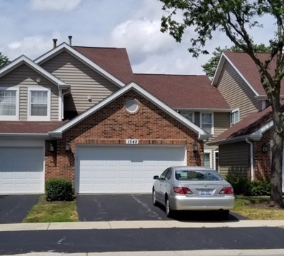 1542 Stevens Drive, Schaumburg, IL 60173 - #: 10460078