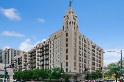 758 N Larrabee Street UNIT 735, Chicago, IL 60654 - MLS#: 10460225