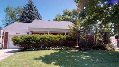 680 Indian Spring Lane, Buffalo Grove, IL 60089 - #: 10460278