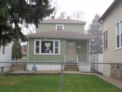 12754 HONORE Street, Blue Island, IL 60406 - #: 10460993