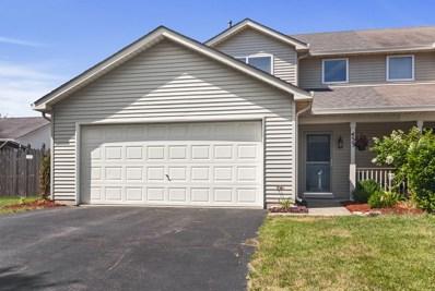 453 Newport Circle, Oswego, IL 60543 - #: 10461189
