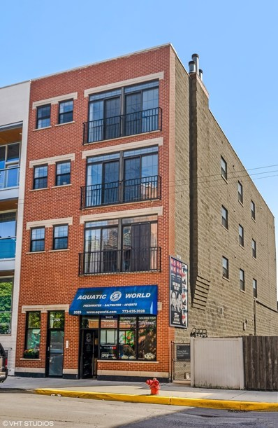 2029 W Belmont Avenue UNIT 4, Chicago, IL 60618 - #: 10461365