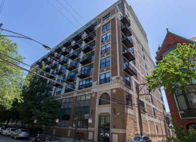 221 E Cullerton Street UNIT 709, Chicago, IL 60616 - #: 10461425