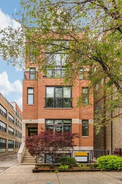 1744 W Belmont Avenue UNIT 2, Chicago, IL 60657 - #: 10461435