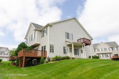 1092 Castleshire Drive, Woodstock, IL 60098 - #: 10461439