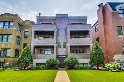 2445 W Logan Boulevard UNIT 3E, Chicago, IL 60647 - #: 10462106
