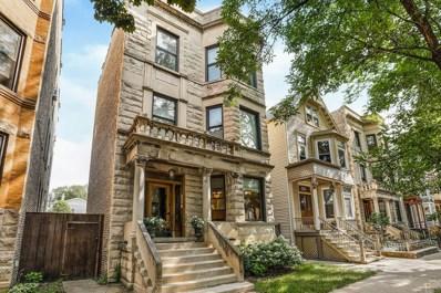 1140 W Oakdale Avenue UNIT 1, Chicago, IL 60657 - #: 10462421