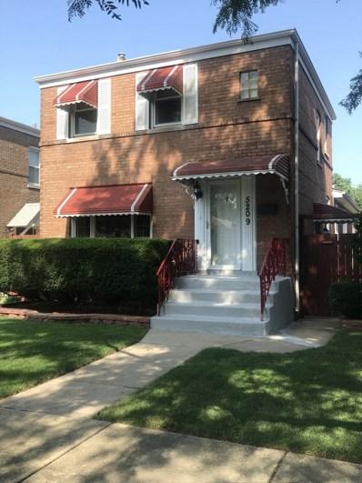 5209 S Normandy Avenue, Chicago, IL 60638 - #: 10462685